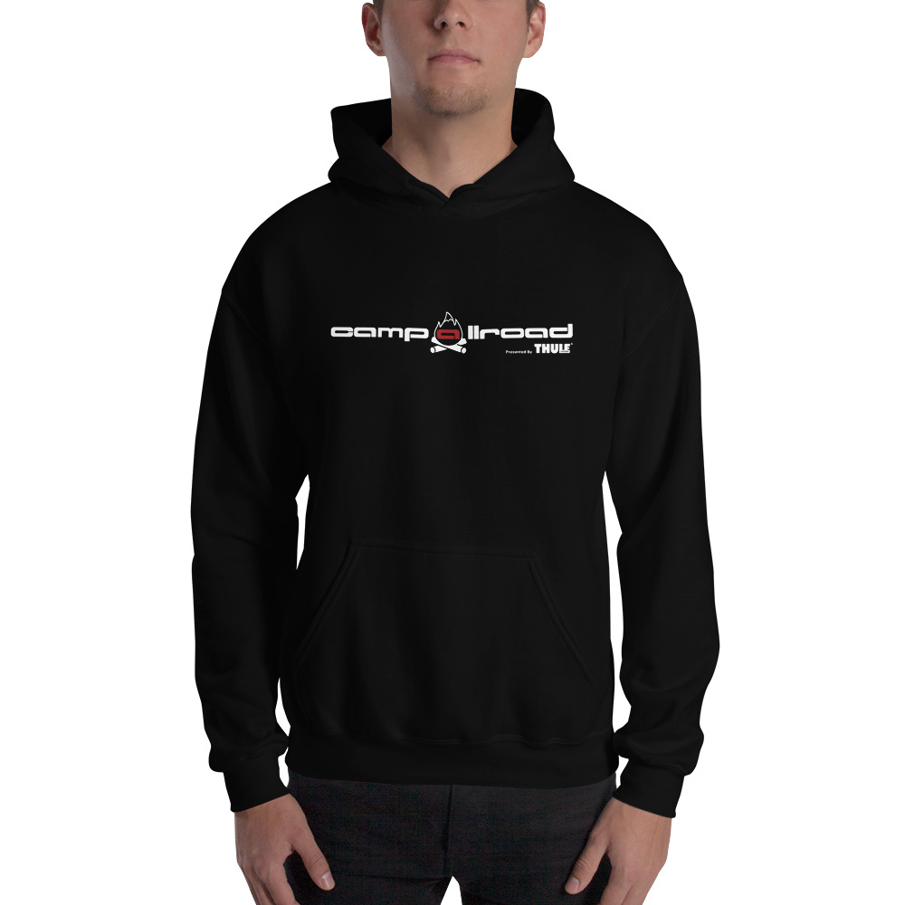 Camp allroad Hooded Sweatshirt